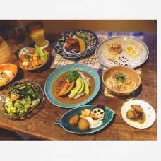 リオンさんのお料理